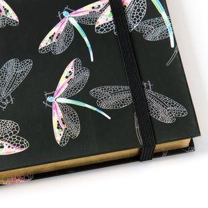 Matthew Williamson Office - Dragonfly Deluxe Journal